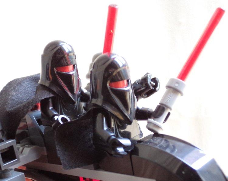 Star Wars Day lego