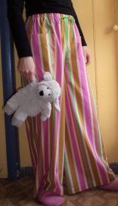 free pyjama pants pattern