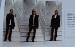Book review Zero Waste Fashion black jacket