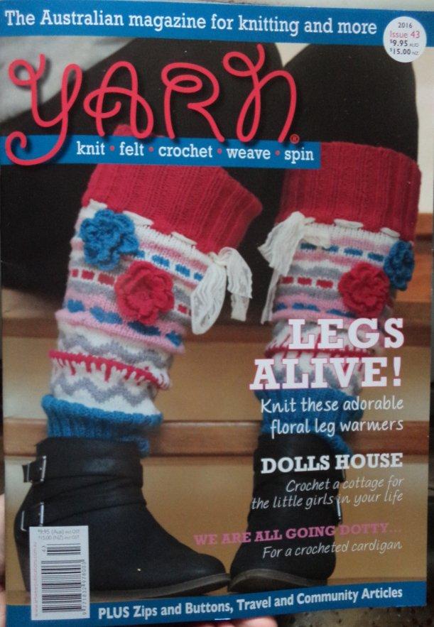 Yarn magazine issue 43