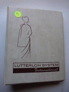 Lutterloh from the op shop
