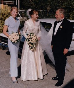 My Wedding Dress 18 years ago
