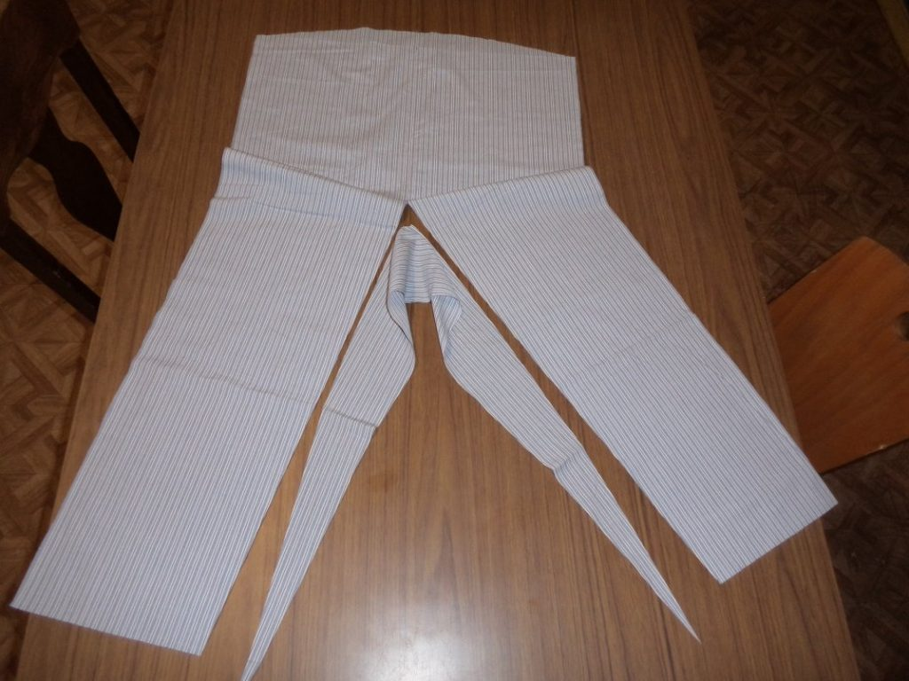 The Disappointing Trousers cut out