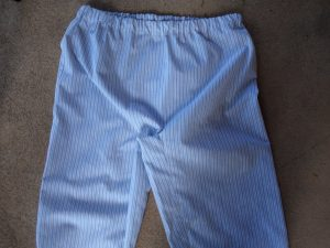 The Disappointing Trousers laid flat