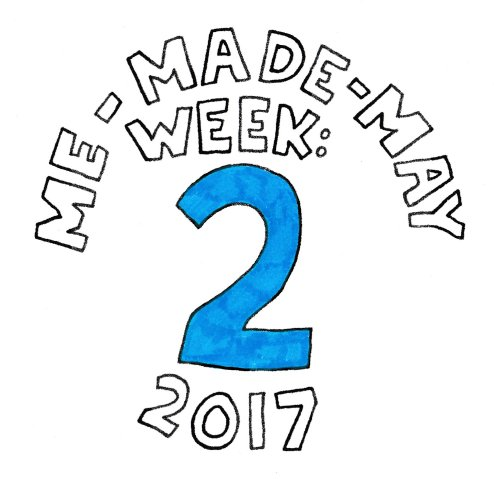 Me Made May 2017 week 2