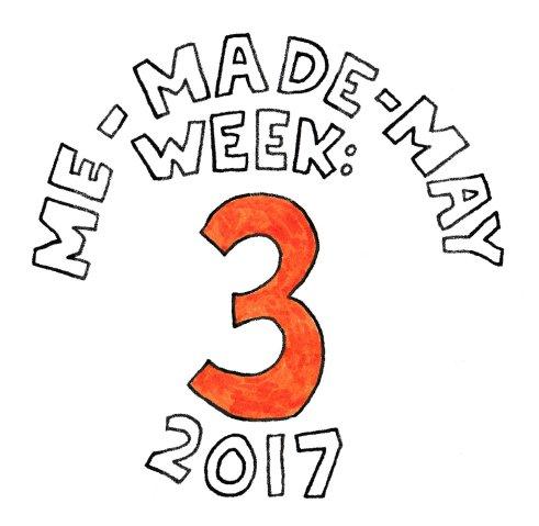Me Made May 2017 week 3