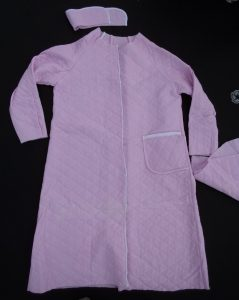 Time Capsule from the 1960s dressing gown