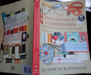 Introducing The Dressmaker's Companion whole cover