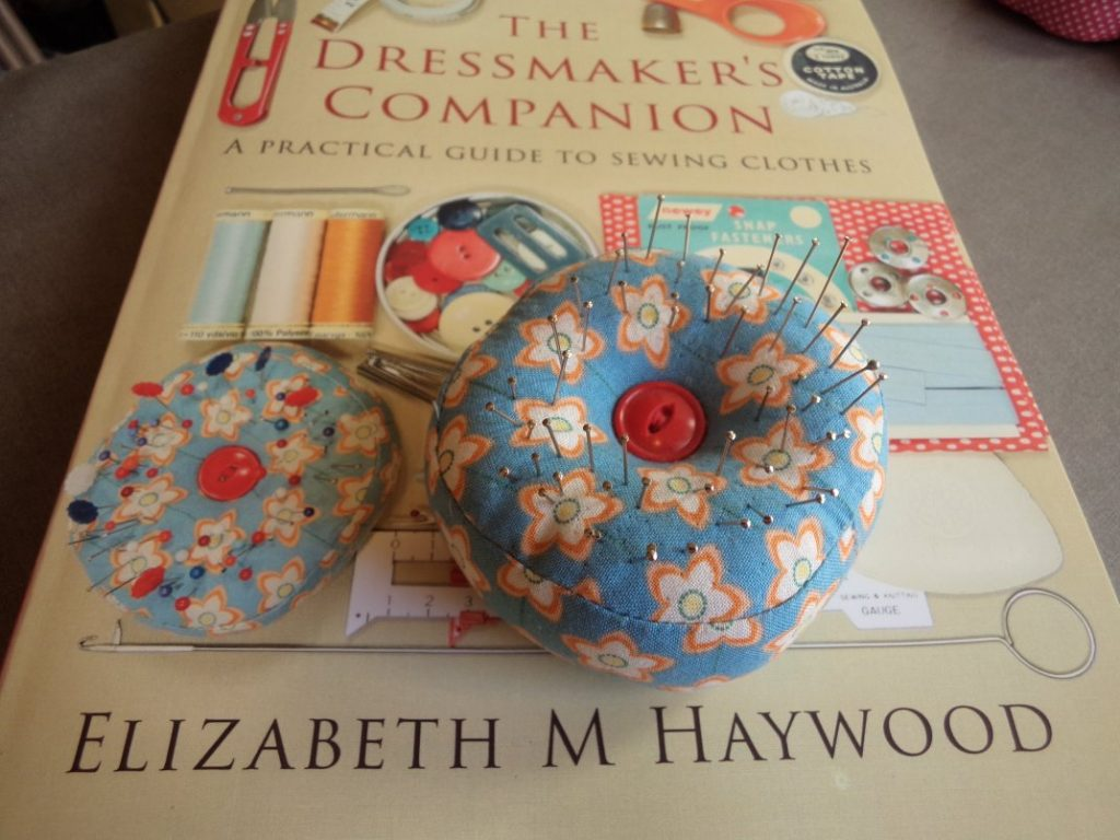 3 Great pincushion ideas Dressmaker's Companion pincushion