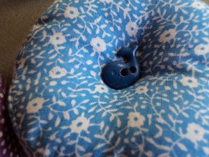 3 Great pincushion ideas Dressmaker's Companion pincushion with special button