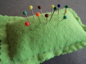 3 Great pincushion ideas velcro pincushion