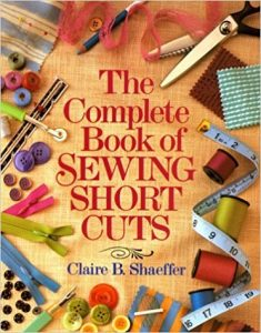Creating a book cover Claire Shaeffer's book cover
