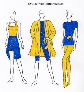 1991 grad parade collection sketches