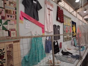 Show and Sew all entries