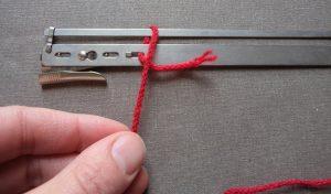 Singercraft fringe guide to use 1