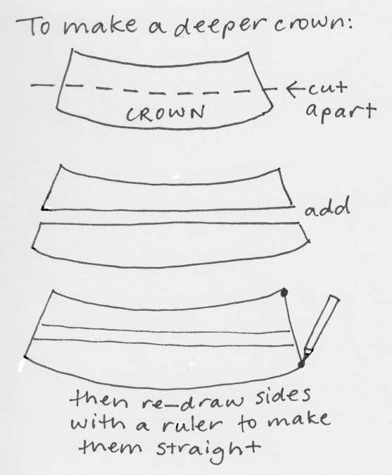 sketch making the crown deeper resized