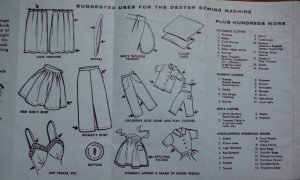 Behold The Dexter manual showing uses of
