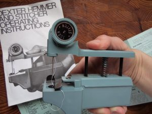 Behold The Dexter the machine and the manual