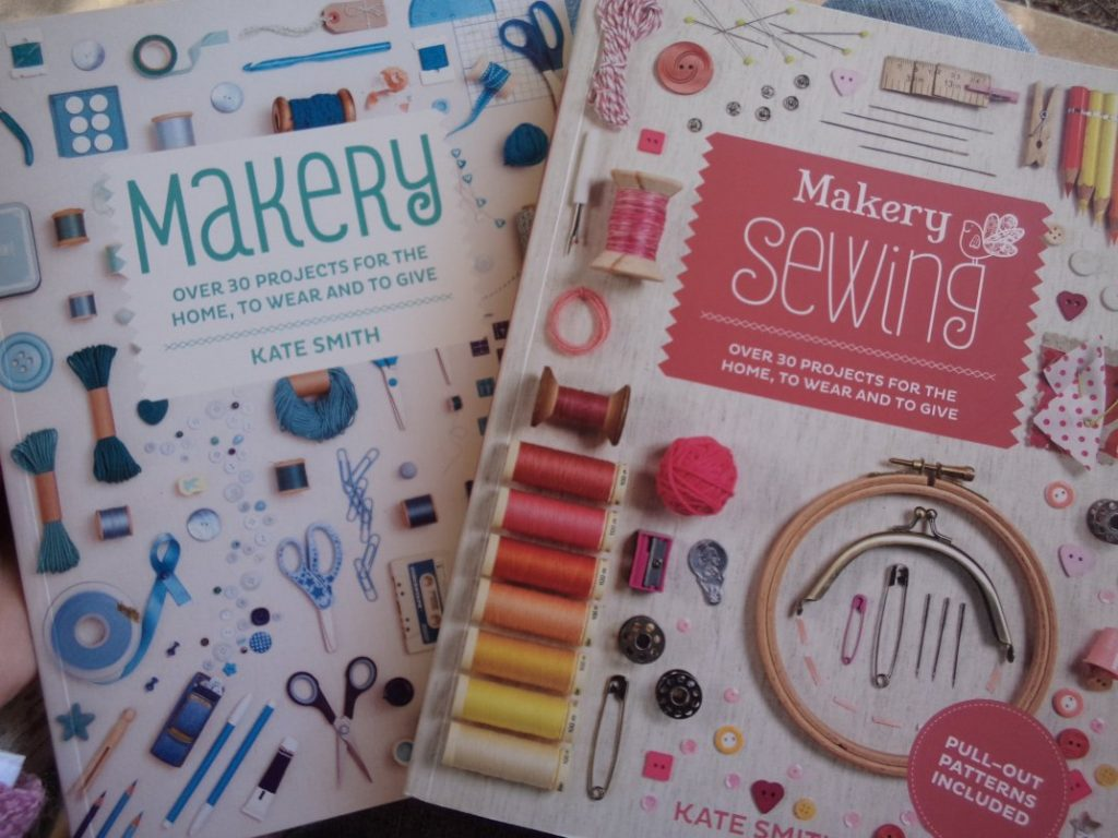 Book review Makery books