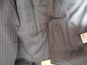 The Aquascutum Suit previous alterations