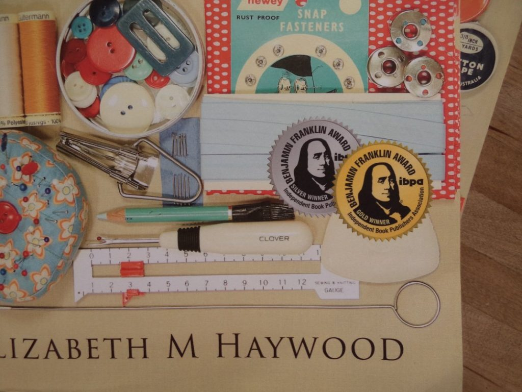 A New Look for The Book seals on front cover