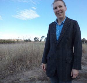 The Aquascutum Suit