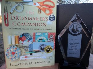 The Dressmaker's Companion with trophy