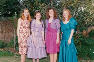 Blast form the Past 1989 Prom night with friends