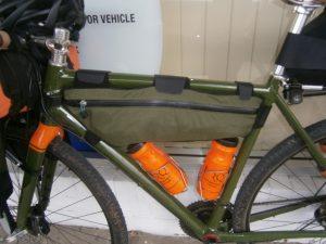 My sewing bucket list Bike bag