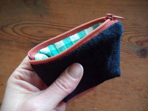 Goodbye Handbag coin purse