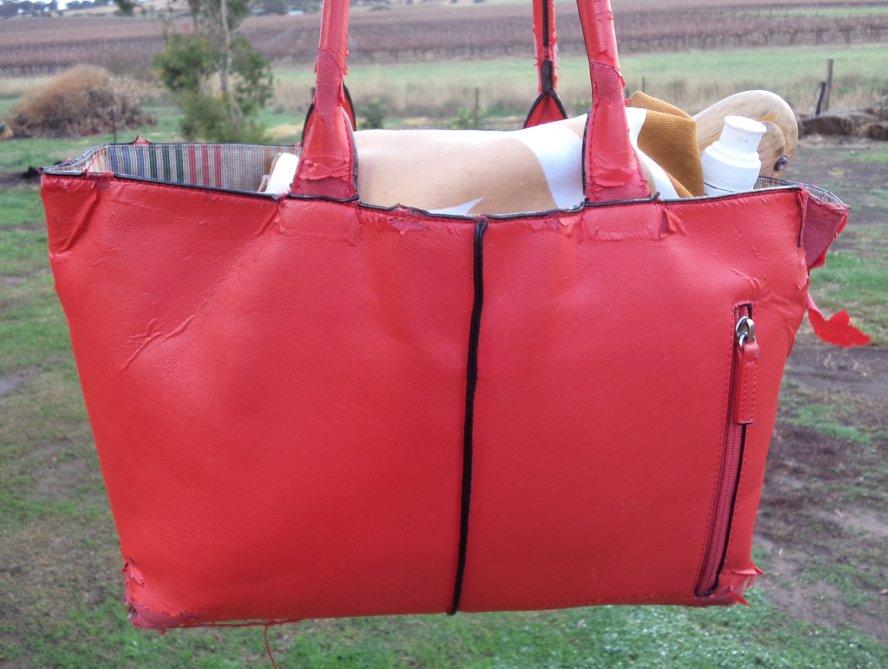 Goodbye Handbag old handbag