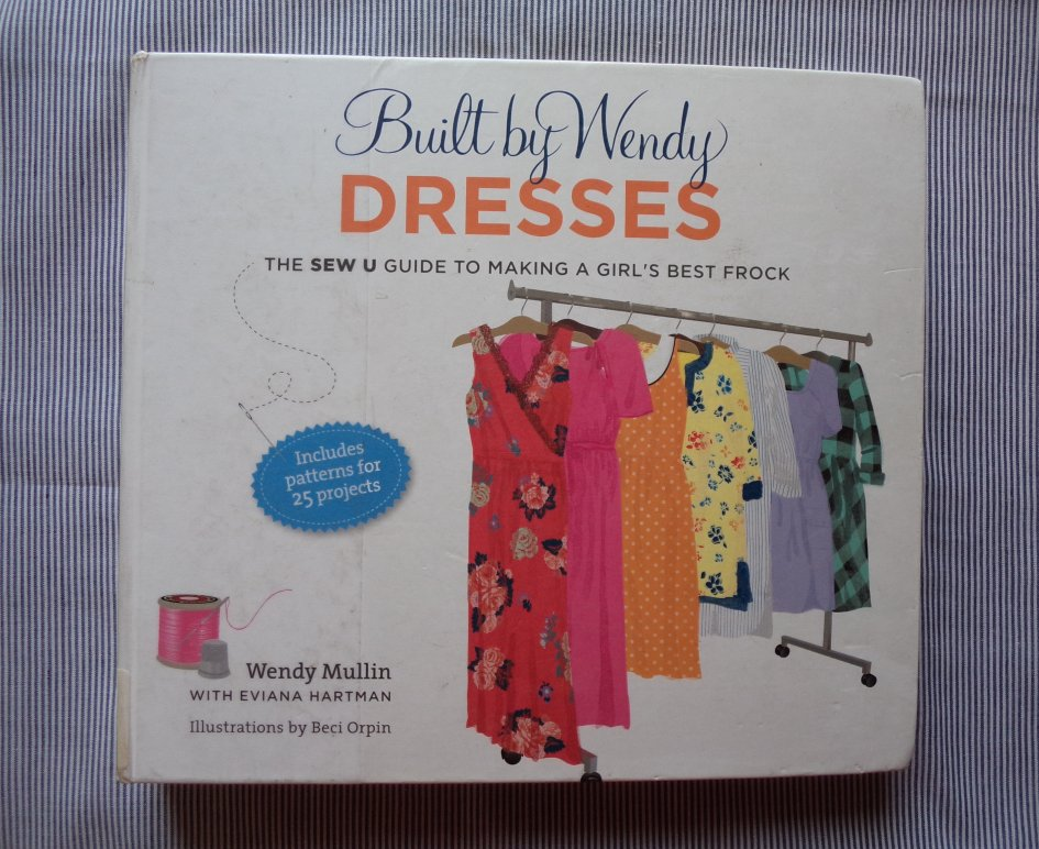 Built by Wendy Sewn by Lizzy book cover