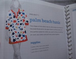 Built by Wendy Sewn by Lizzy other dresses Palm Beach Tunic