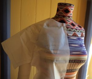 Built by Wendy Sewn by Lizzy sleeve on dressmakers model