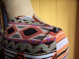 That old dressmakers model Part 3 Got it Covered shoulder pinned