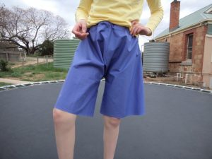 The experimental shorts The crushing verdict on the trampoline 1
