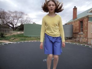 The experimental shorts The crushing verdict on the trampoline 11