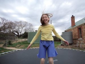 The experimental shorts The crushing verdict on the trampoline 3