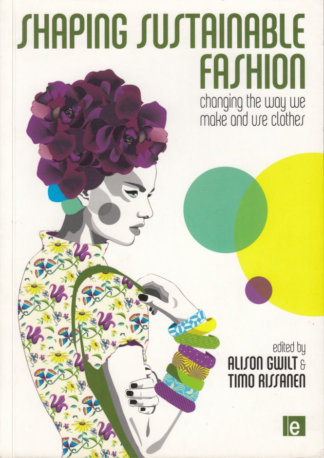 Shaping Sustainable Fashion book