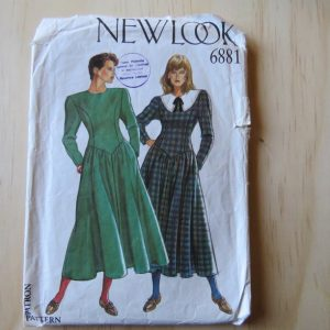 A lifetime of sewing patterns 1990s ladies 2 New Look