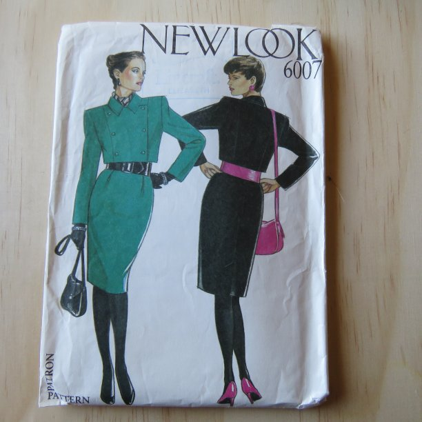 A lifetime of sewing patterns 1990s ladies 3 New Look
