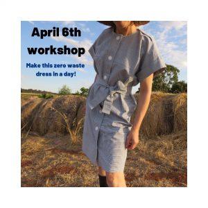 April 6th workshop poster