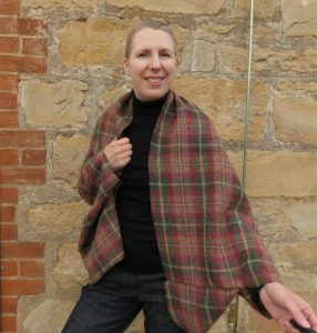 Conclusion of the hug me tight experiment tartan