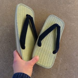 Must have dress ups The Japanese thongs