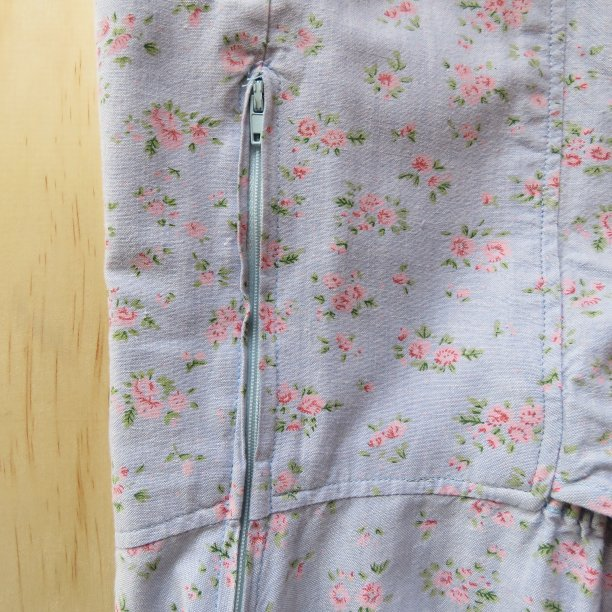 Vogue 2507 side zip