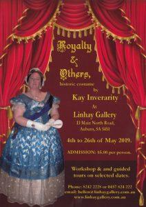 Kay Invararitys costume exhibition