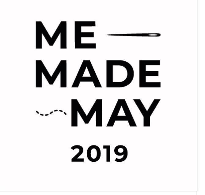 Me Made May 2019 logo