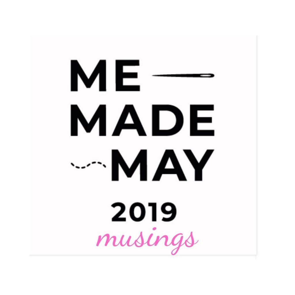 Me Made May 2019 musings