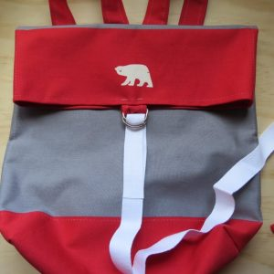 Makin it Magic The Japanese backpack fastening idea