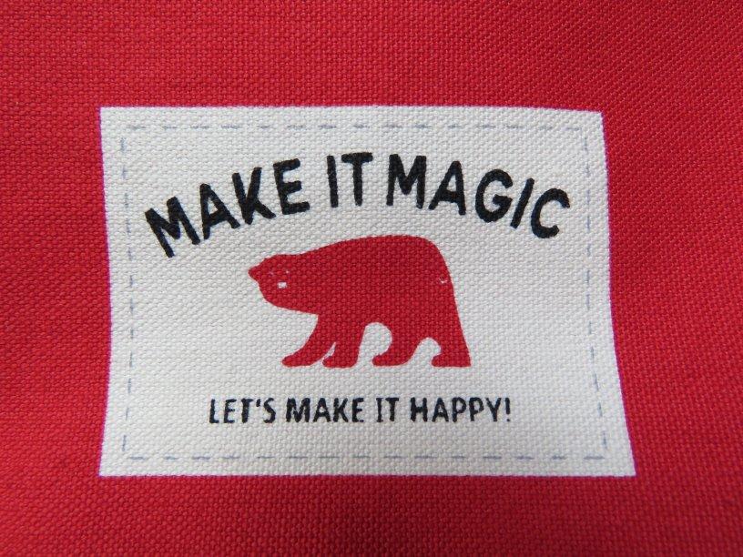 Makin it Magic The Japanese backpack